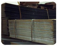 Лист горячекатанный рядовых марок сталей