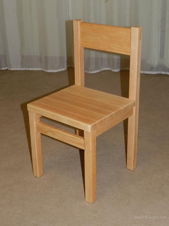 Сделать детский деревянный стульчик