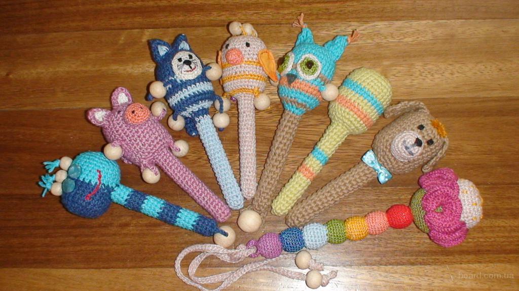 Вязанные игрушки своими руками крючком фото