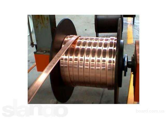 Шина медная(полоса) Толщина от 5 мм до 10 мм марка М1 М2 М