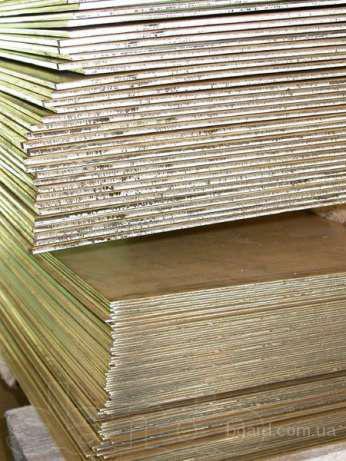 Лист латунный Толщина: от 0,4 мм до 12,0 мм.
