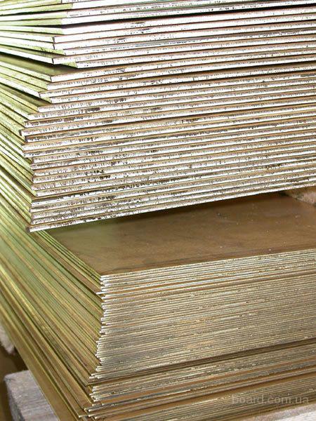 Латуть листовая Л63 ЛС59 t 0 4-25мм Цена 210 грн/кг.