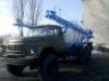 Опрыскиватель - установка на шасси Зил-131