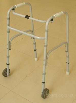 Ходунки для инвалідів на колесах Недорого !