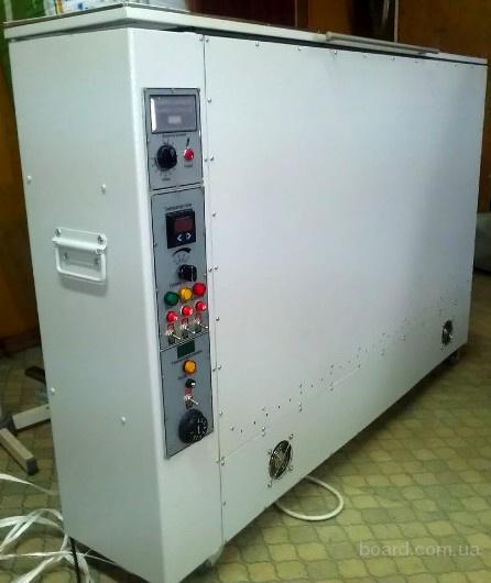 Электростатическая коптильня на 50кг - Ц