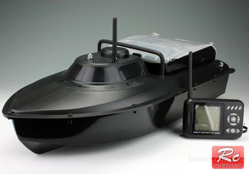 кораблик геркулес с эхолотом