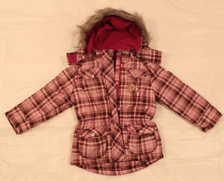 Детские куртки Luріlu. Лот 20-21 ед. Цена 13 EUR/ед.