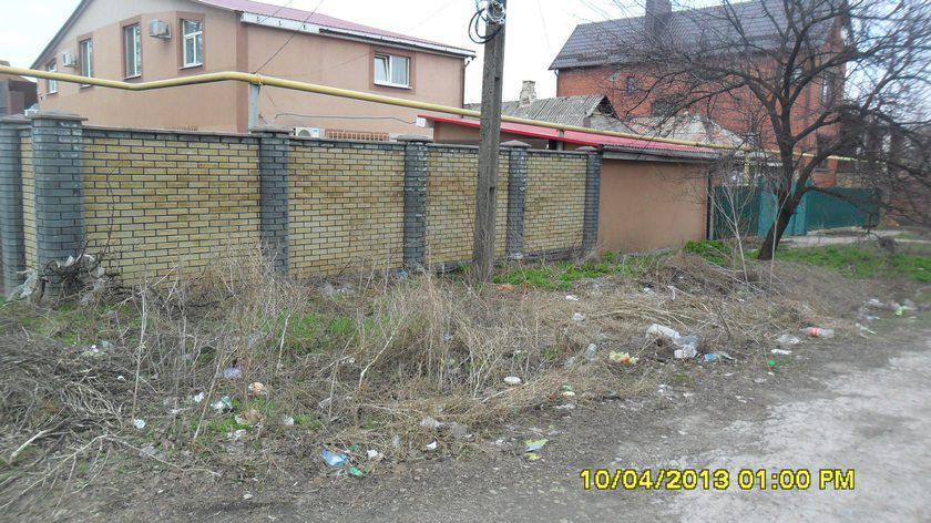 Уборка территории Донец