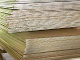 Латунный лист толщиной 0,5 мм.