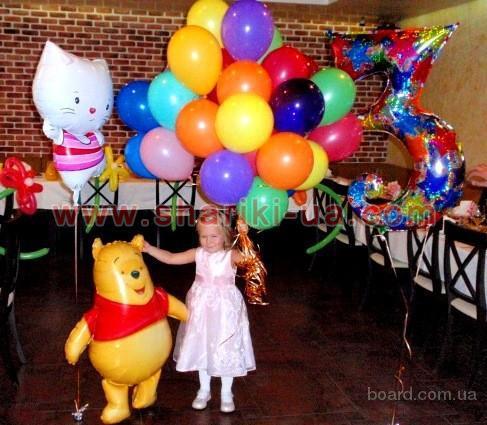 Воздушный подарок для вашего ребенка ...