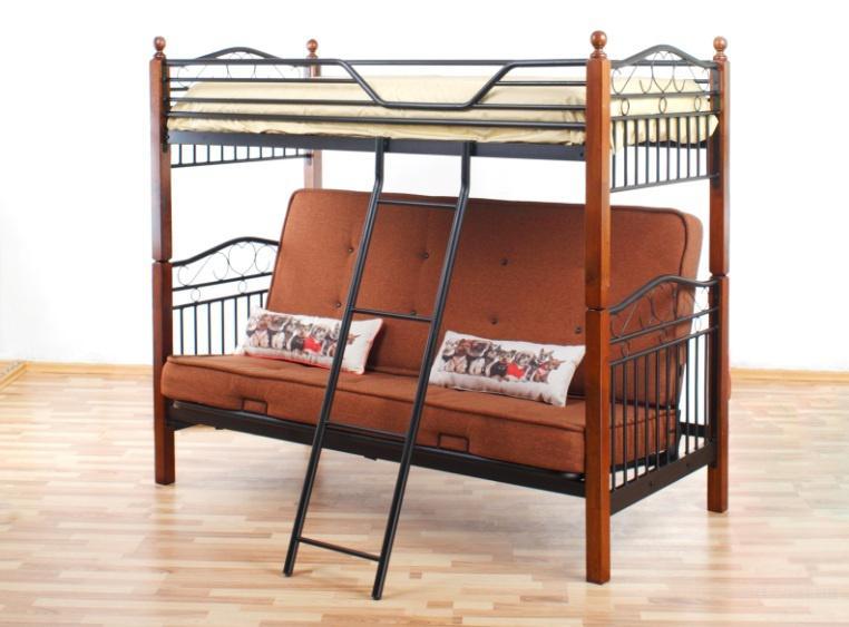 Двухъярусная кровать DD Fun Futon