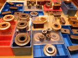 Продам пластины для колесных пар RPUX 3010,RNGX 1212; LNMX 301940; RPUX 2709. Сплавы ЖС 11, ЖС 17, КС 25,