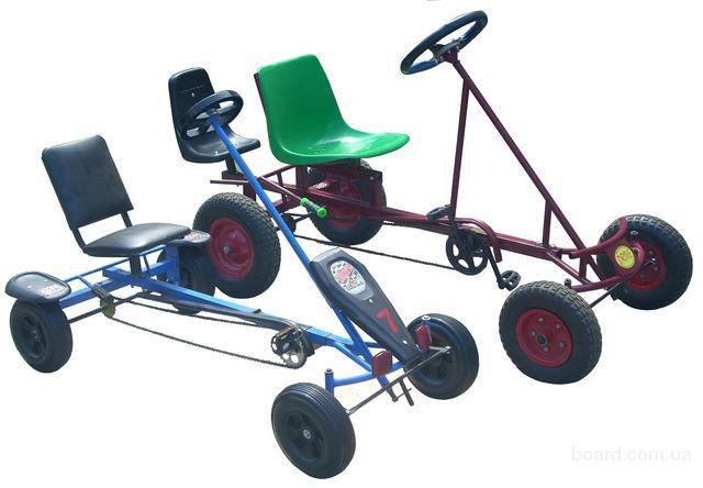 Как сделать самому машину с педалями ребенку