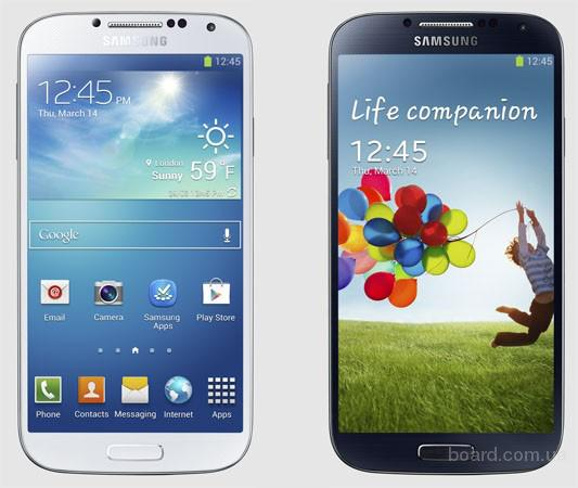 Samsung Galaxy S4 S IV GT- i9500 (Factory Unlocked) Android 4.2
