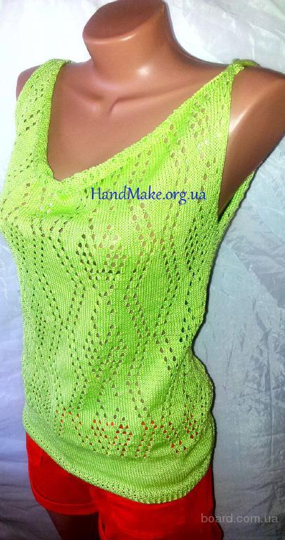 Вязанье крючком летние кофточки женские