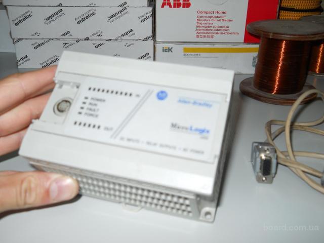 Ремонт Allen-bradley Rockwell Automation PowerFlex электроники промышленной