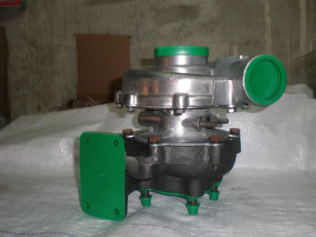 Комплект для установки турбины на МТЗ от компании.