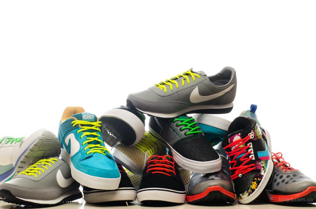Силиконовые шнурки для кроссовок