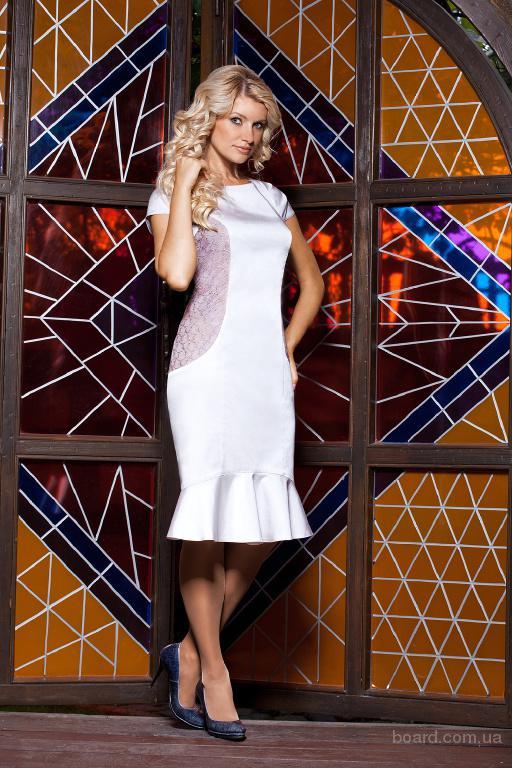 Красивые платья белорусских производителей 11