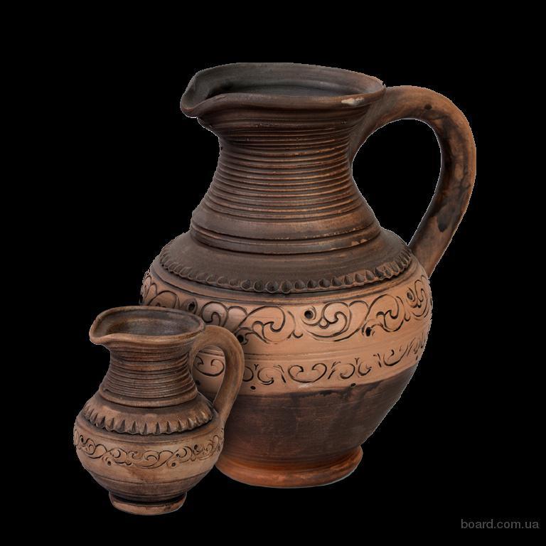 Керамическая посуда от гончарских мастерских «Покутская керамика»