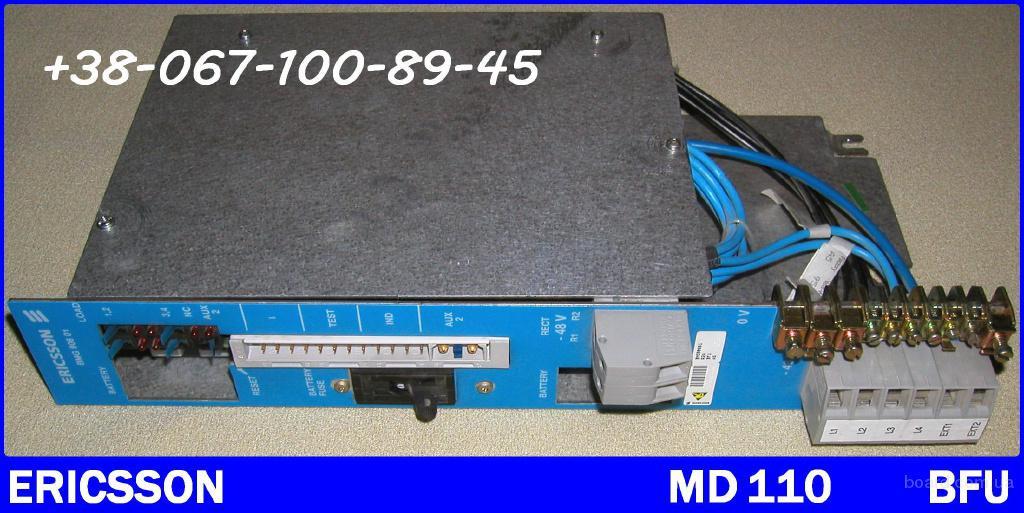 Ремонт блока питания BFU BMG90601 Ericsson : MD110 »