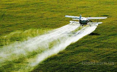 Защита растений авиацией
