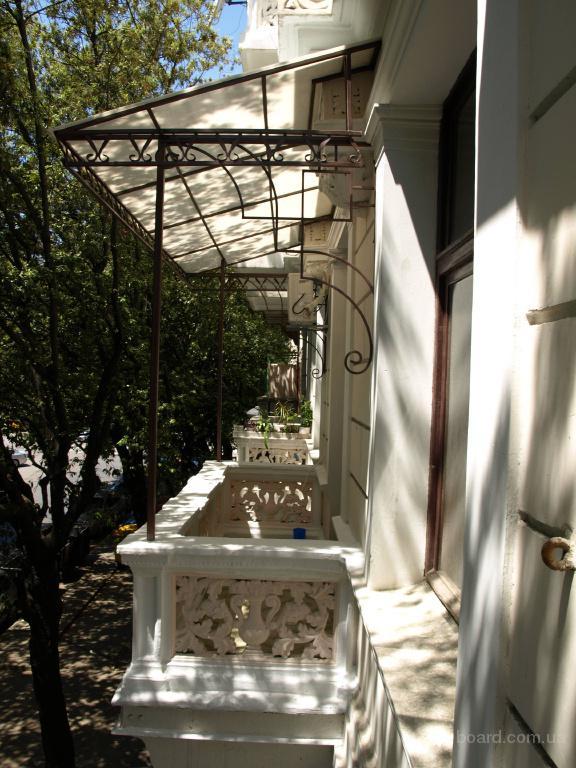 Ялта! Комфортные комнаты с удобствами на Набережной рядом с пляжем! 1 мин до моря !!!