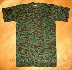 однотонные футболки для печати оптом
