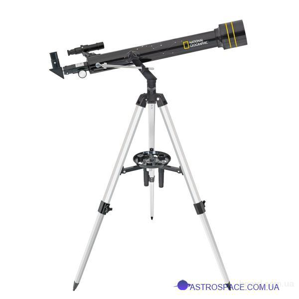 Телескоп рефрактор National Geographic 607 AZ