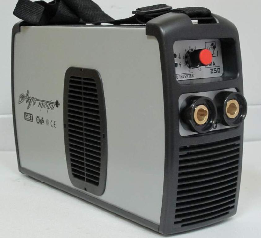 Характеристики: Сварочный ток, А 20-250А Напряжение сети 220В=20% Потребляемая мощность: 6,9кВт Напряжение хол...