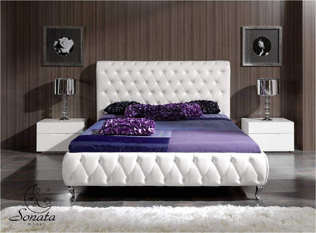 Кровати двуспальные эксклюзивные