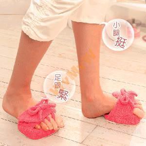 Тапочки тренажер для похудения и подтяжки мышц ног