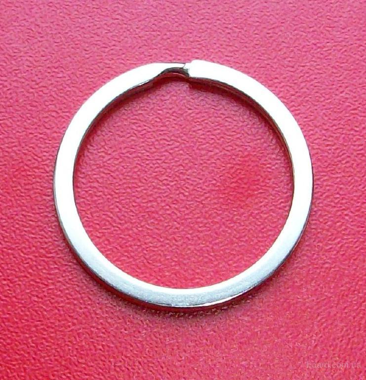 Кольца заводные плоские диаметр 32мм