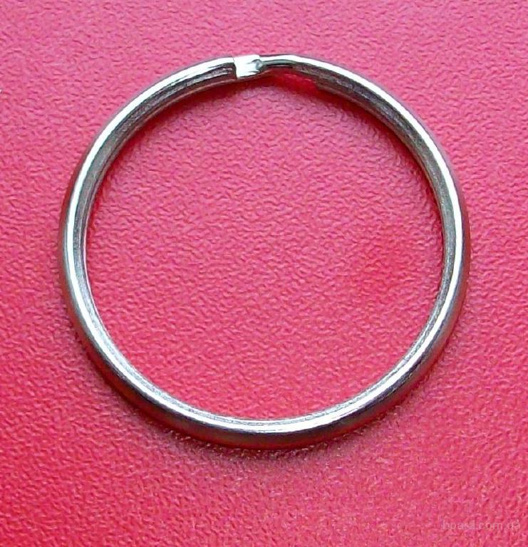 Кольца заводные полукруглые