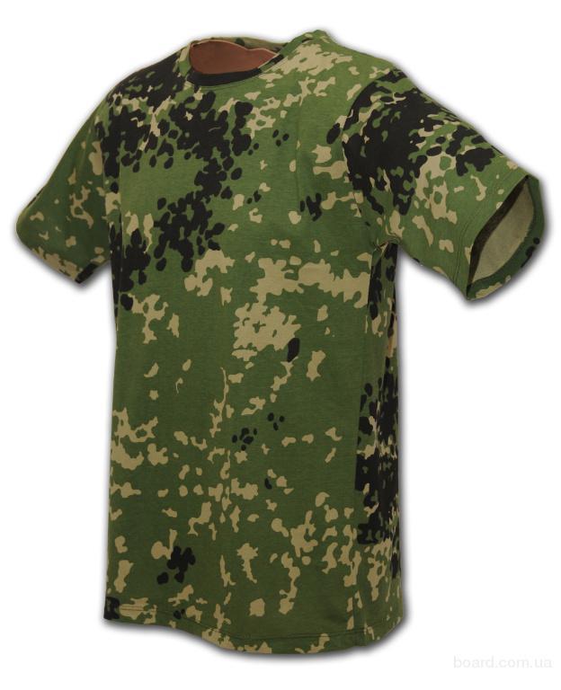 Камуфляж оптом военные футболки и