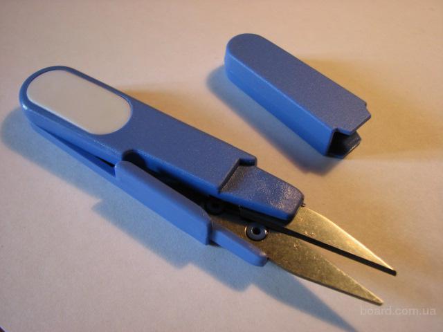 Ножницы для обрезки ниток с защитным кол