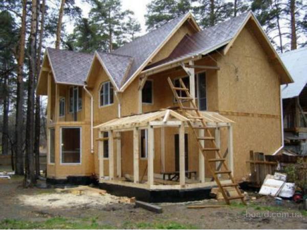 Строительство домов по канадской технологии предлагаю в Киев, Украина. цена договорная - Капитальное строительство на consultati
