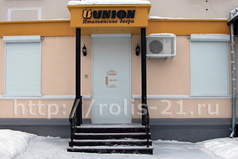 Рулонные рольставни цена, где купить в России