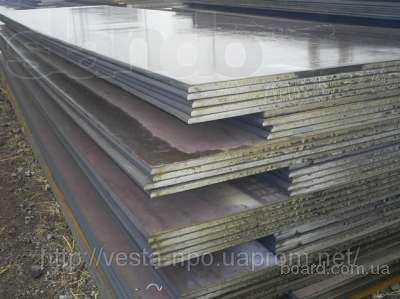 Лист стальной s=5,14,16,20,25,28,30-120 мм. ст 35,45,20Х,40Х,09Г2С