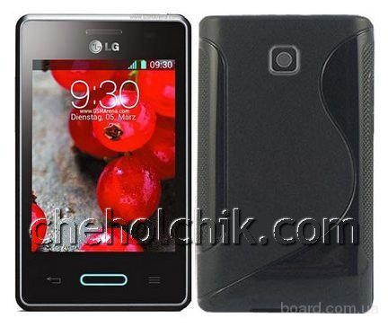 Чехол для LG Optimus L3 II E430 (100 грн.)
