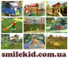 Игровые детские площадки от производителя, детские спортивные комплексы