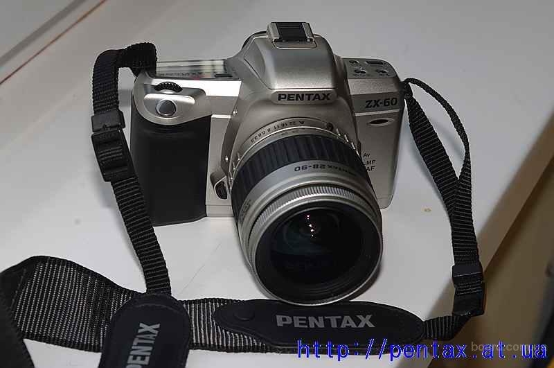 Pentax ZX-60 Film Camera http pentax.at.