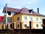 Утепление фасадов домов (Киев и область) пенопластом, минеральной ватой