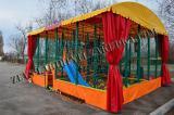 Проектирование, изготовление и установка безопасных и качественных детских игровых комнат-лабиринтов.
