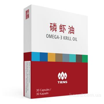 Krill Oil Tiens Тяньши