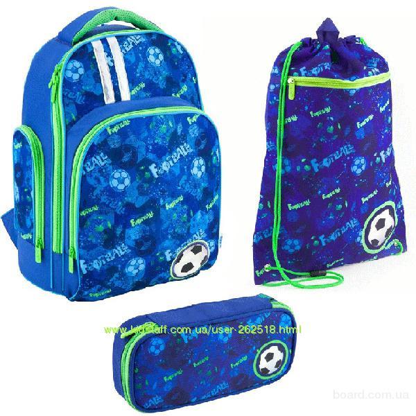 Красивый детский ортопедический рюкзак