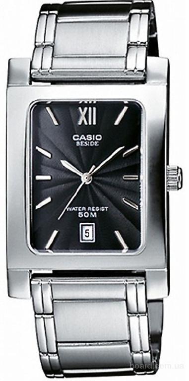 Наручные часы мужские Casio BEM-100d-1avef