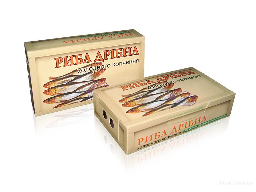 Картонная упаковка от производителя для пищевых продуктов Киев