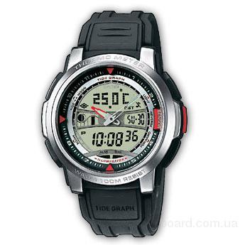 Часы мужские наручные Casio aqf-100w-7bvef купить в Украине