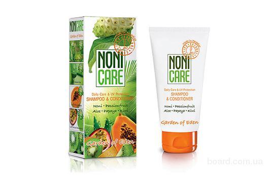 Увлажняющий шампунь-кондиционер Shampoo & Conditioner Garden of Eden